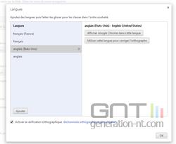 Chrome traduction automatique 4