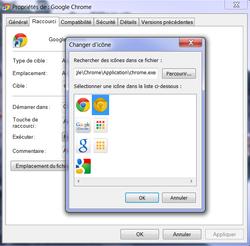 Google Chrome logo or 3