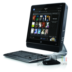 test du pc tout en un hp pavilion ms228fr. Black Bedroom Furniture Sets. Home Design Ideas