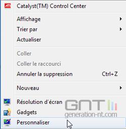 Windows affichage mediacenter 1