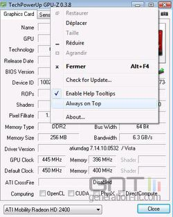 GPU-Z 0.3.8