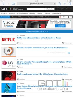 Rechercher page Web Safari iOS (1)