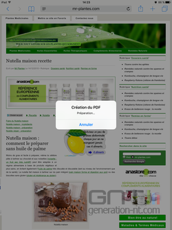 Créer PDF iOS (3)