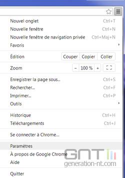 Chrome traduction automatique 2
