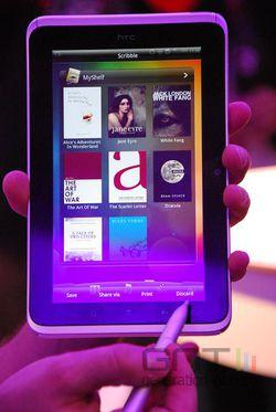 HTC Flyer 07