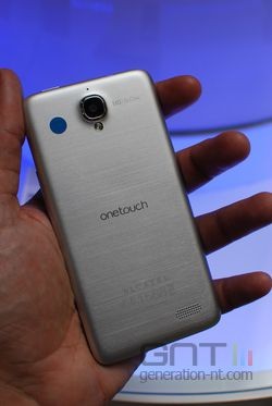 Alcatel One Touch Idol 03