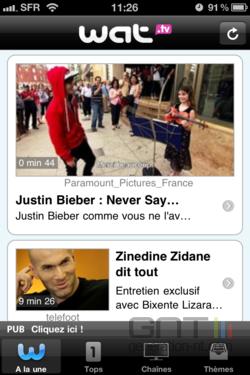 Wat.tv iPhone 002