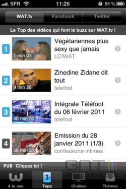 Wat.tv iPhone 003