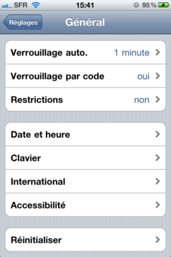 Ajout Suppression Applications iOS Ajout Suppression Applications iOS 002