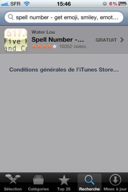 Smileys iPhone 001