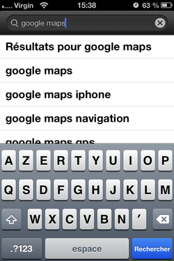 Google Maps iOS (1)