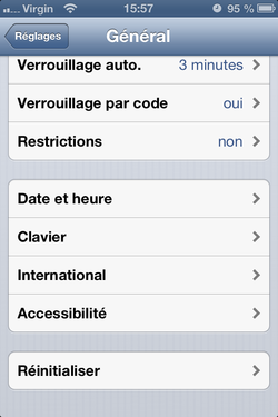 Alerte flash iPhone 2