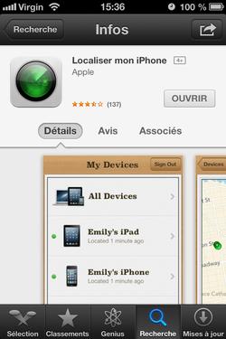 Localiser iPhone (4)