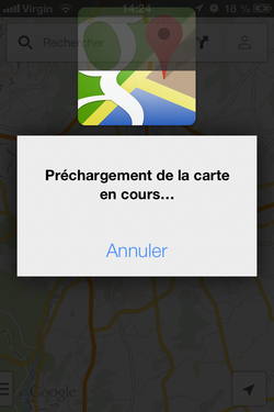 Google Maps hors connexion (4)