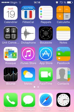 Fermer applications iOS (1)