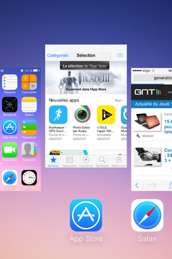 Fermer applications iOS (3)