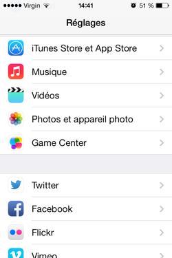 Mise jour automatique iOS (1)