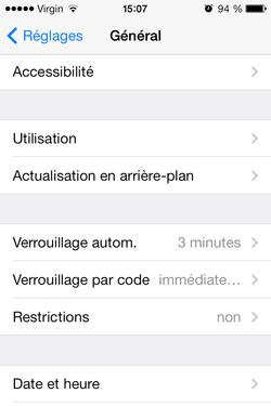 Améliorer lisibilité texte iPhone (3)
