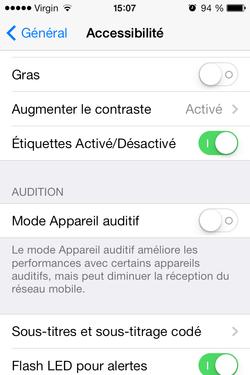 Améliorer lisibilité texte iPhone (4)