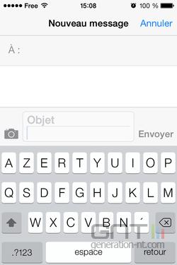 Annuler saisie message iOS (3)