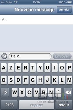 Annuler saisie message iOS (4)