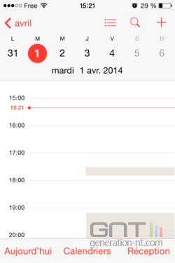 Vues calendrier iOS (4)