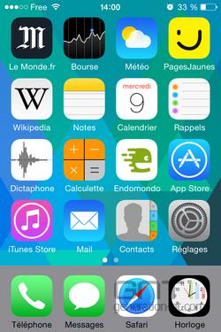 Améliorer Autonomie iPhone 1