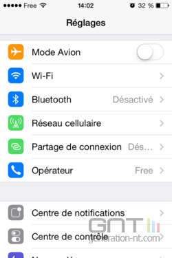 Améliorer Autonomie iPhone 4