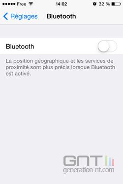 Améliorer Autonomie iPhone 5