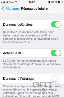 Améliorer Autonomie iPhone 6