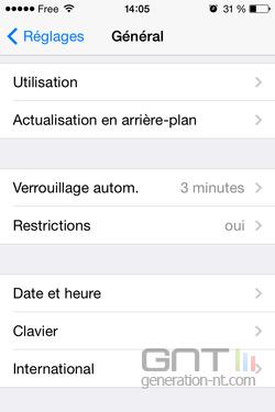 Améliorer Autonomie iPhone 13