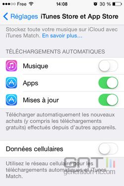 Améliorer Autonomie iPhone 17