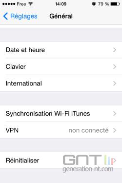Raccourcis iPhone (2)