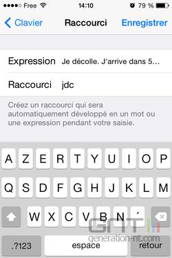 Raccourcis iPhone (5)
