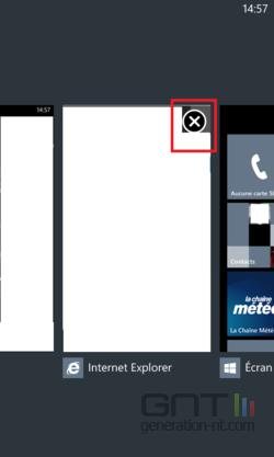 Multitâche Windows Phone (2)