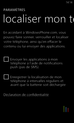 Windows Phone localisation 6
