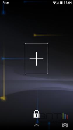 Widgets écran verrouillage (3)