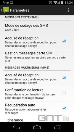 Accusé réception Android (3)