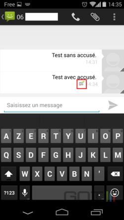 Accusé réception Android (4)