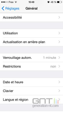 iPhone affichage gris (3)