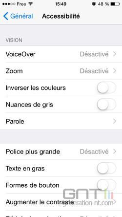 iPhone affichage gris (4)