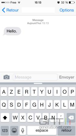 Réponse SMS rapide iPhone (2)