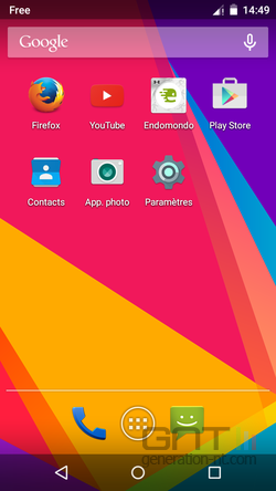 Paramètres Android (1)