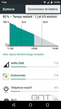 Infos autonomie Android Lollipop (3)