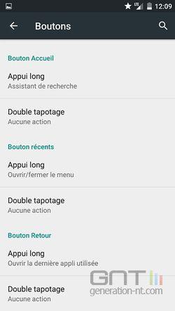OnePlus 2 reglages 01