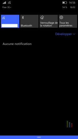Accusé réception SMS MMS Windows 10 Mobile (1)
