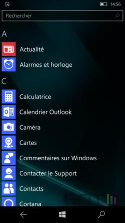 Taille affichage smartphone W10 (7)