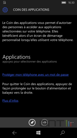 Coin applications Windows 10 Mobile