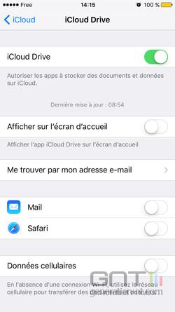 iCloud application (3)