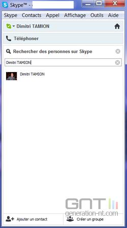 Skype bloquer appels inconnus 3